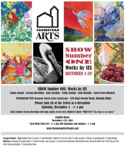 The Farmstead Arts Center Show Number 1 - Basking Ridge