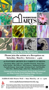Myhelan Network Artists Exhibit and Sale March 5-26, 2011