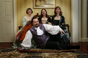 Arioso Consort with Ilizabeth Cabrera, Andrew Pecota, Margaret Walker, Laura Ferraro