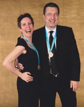 Carlos and Allison Franzetti