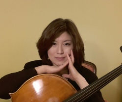 Cellist Mira Kang