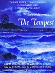 Lord Stirling Theater Company to present The Tempest in May