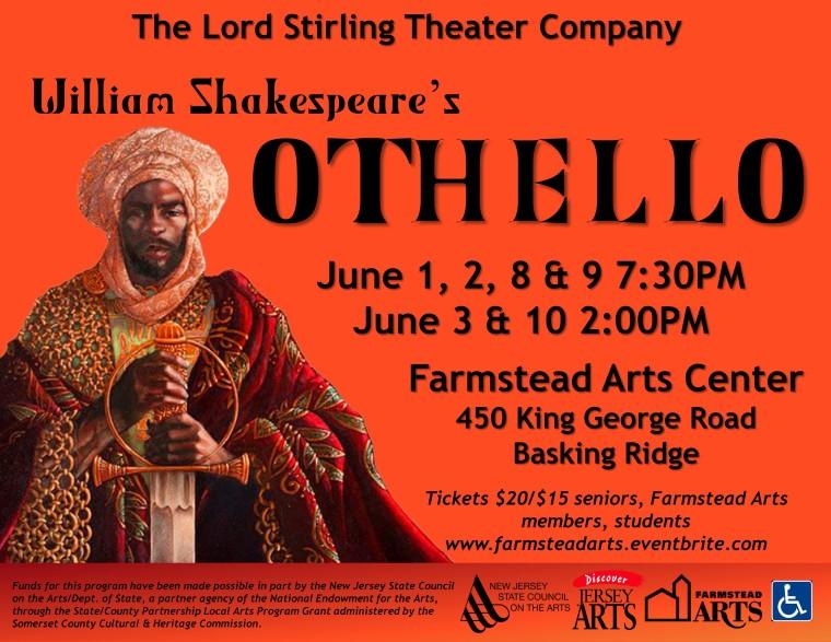 Othello Flyer