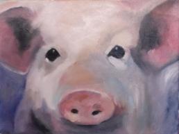 mistichelli_Just A Pig