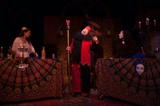 Desdemona - Liz Carlin, The Clown - Changkuo Hsieh, Emilia - Danielle Levitt