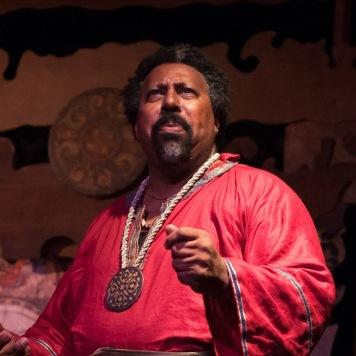 Othello - Ron Richardson