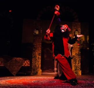Othello's Clown - Changkuo Hseih