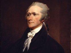 Alexander Hamilton Wickimedia Commons