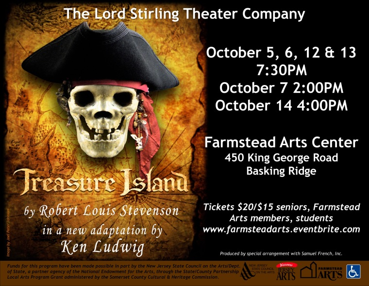 Treasure Island Flyer