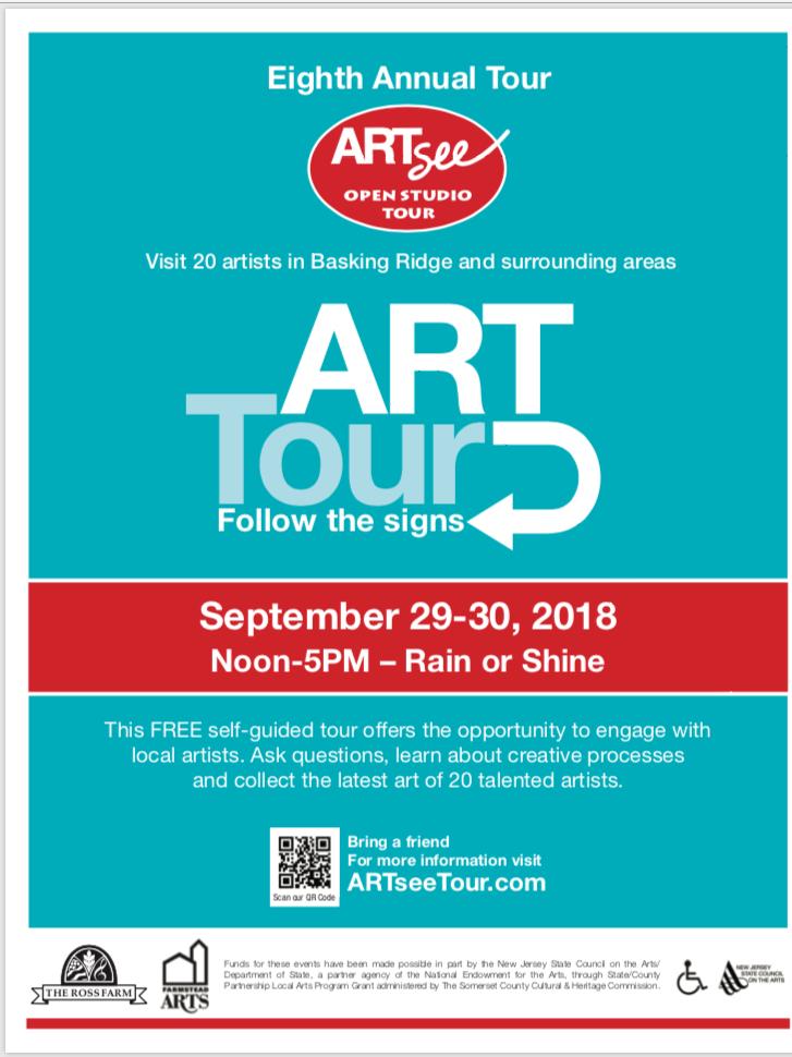 ARTsee Studio Tour 2018