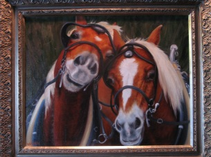 Horse Play - Laurie Harden